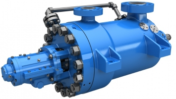 7200CB Barrel Multistage Pumps