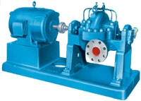 3316 Two Stage Horizontally Split Case Pumps