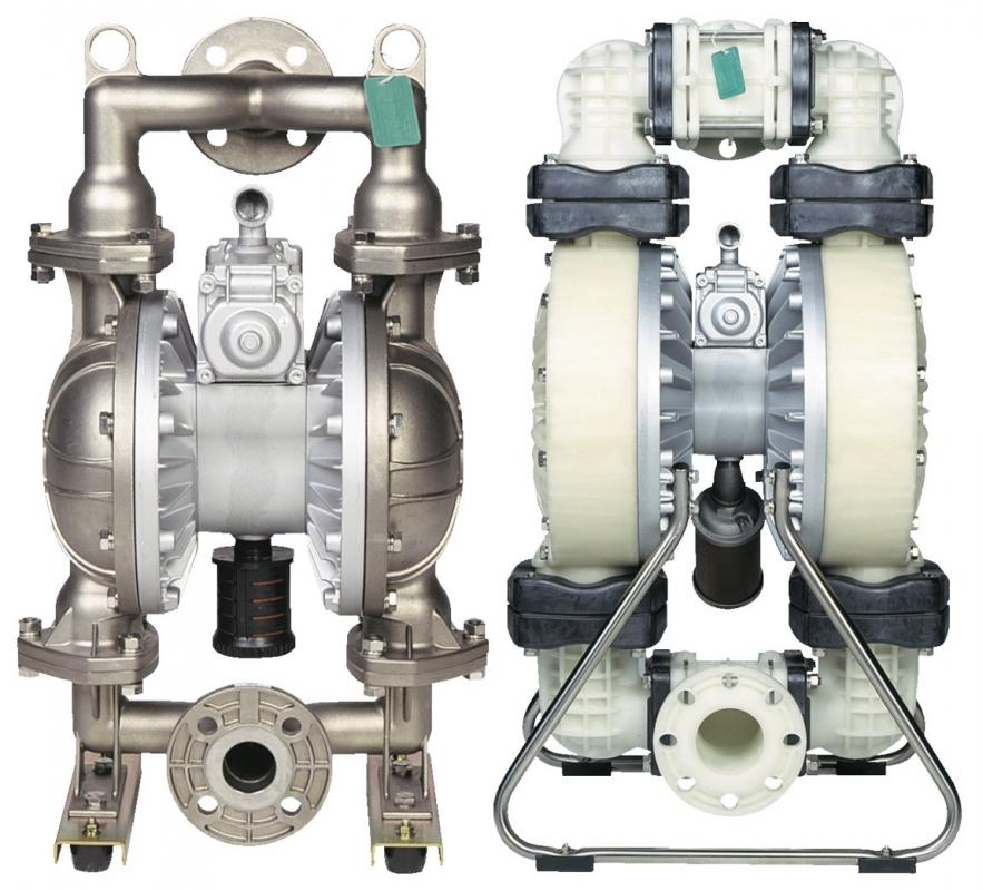Yamada air operated double diaphragm pumps at phoenix pumps yamada view ccuart Images