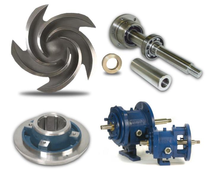 Pump Replacement Parts : Pump repair parts service goulds pumps autos post