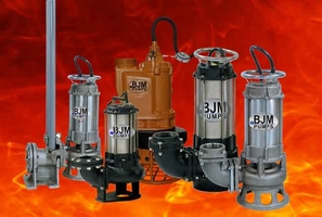High Temperature Submersible Pumps