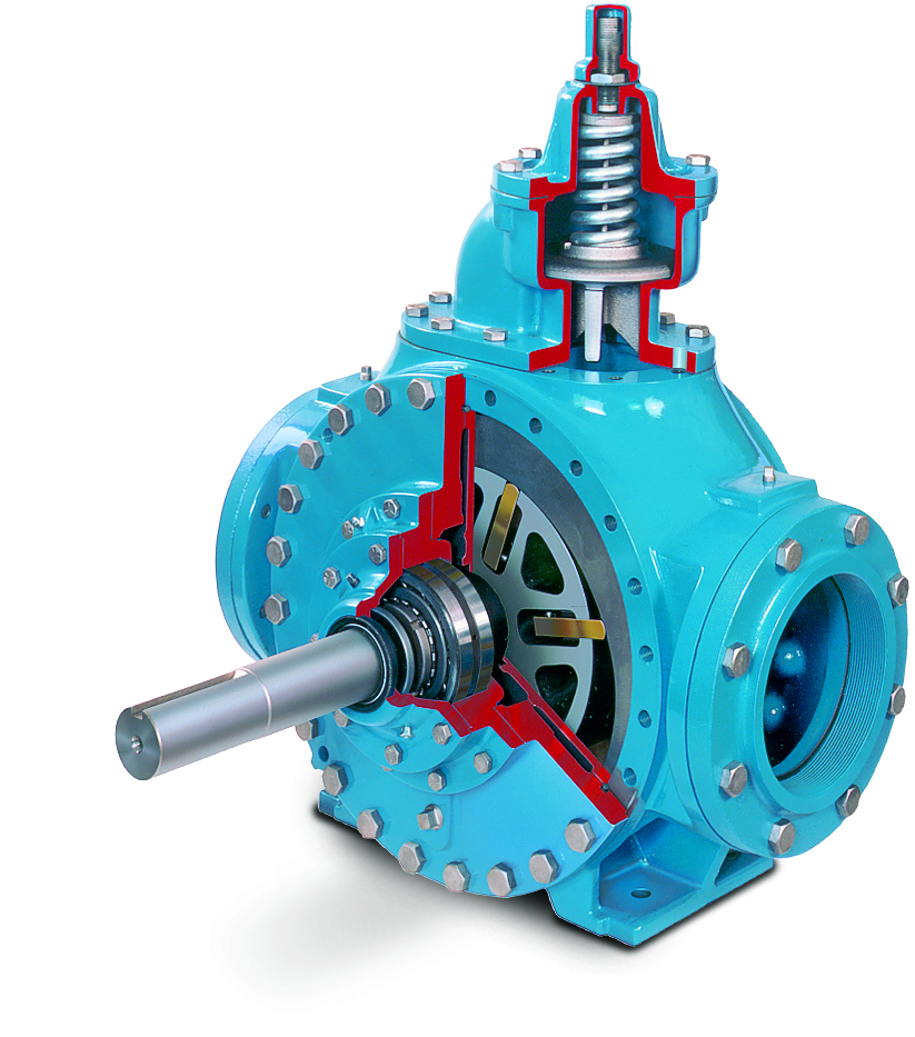 Blackmer Sliding Vane Pumps at Phoenix Pumps