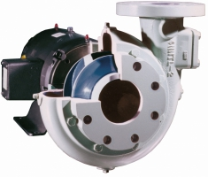 End Suction Solids Handling Pumps