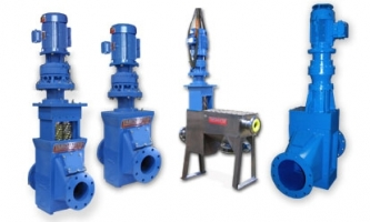 Crushers, Industrial Shredders, Sewage Grinders & Fine Screens