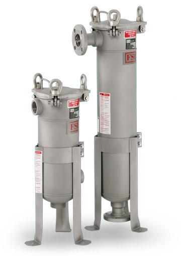 Filter Specialists Inc Cbfp Bag Filter Vessels At