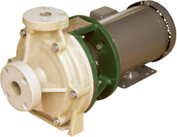 1530 Series Fiberglass Close Coupled End Suction Pumps