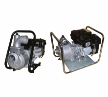 2AUW, 3AUW Self Priming Pumps (Engine Driven)