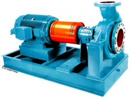 3181 High-temperature / Pressure Paper Stock / Process Pumps