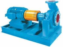3186 High-Temperature / Pressure Paper Stock / Process Pumps