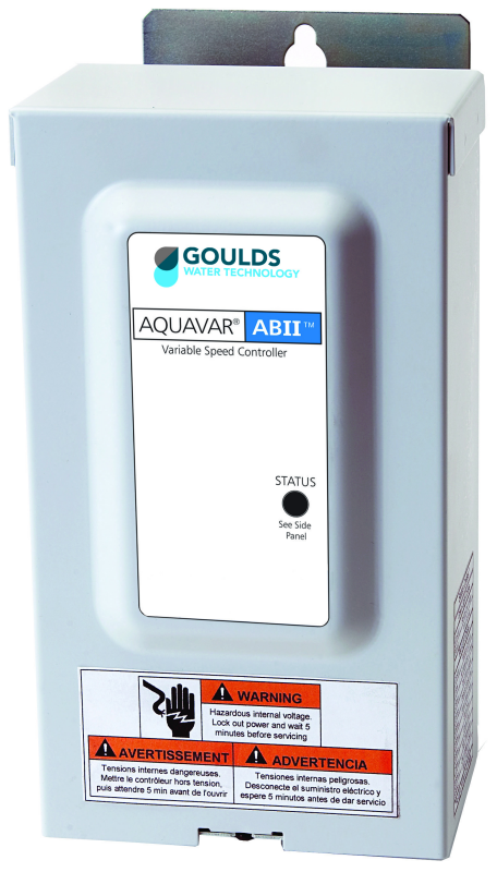 Goulds Water Technology Aquaboost Ii Variable Speed Pump