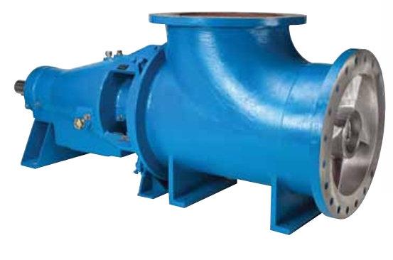 Axial Flow Impeller Design : Goulds af axial flow pumps at phoenix