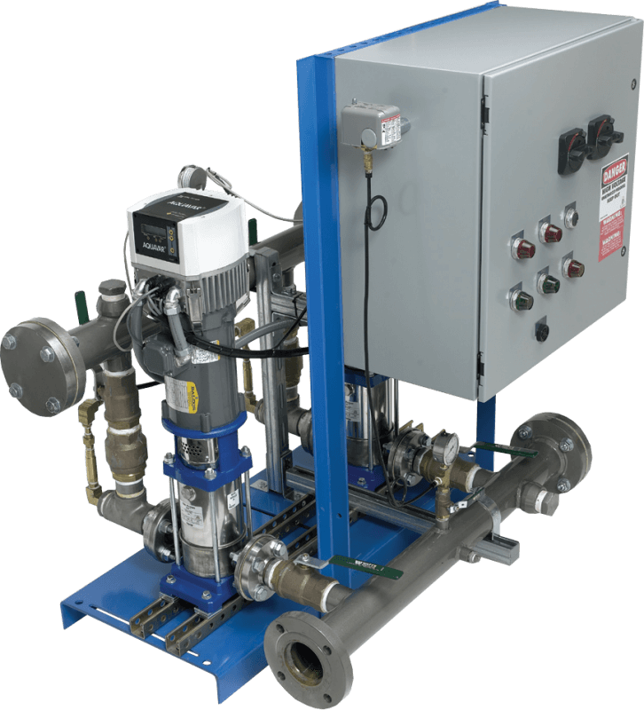 Triplex Booster Pump System Goulds Water Technology