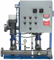 Variable Speed Booster Systems