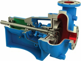 HS / HSD Horizontal Hydro-Solids Pumps