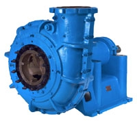 SRL Severe Duty Slurry Pumps