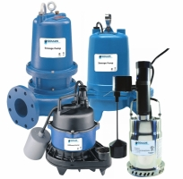 Submersible Sump, Eflluent and Sewage Pumps