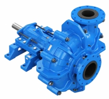 XHD Extra Heavy Duty Lined Slurry Pumps