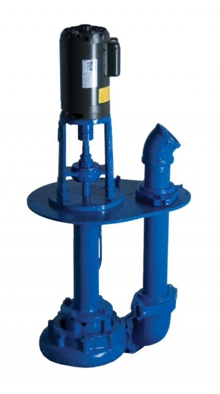 University Of Phoenix Employment >> Federal Pumps VSA Vertical Sewage Sump Pump at Phoenix Pumps