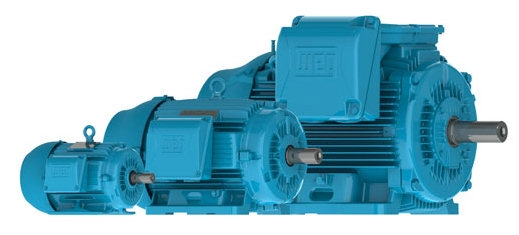 Weg electric motor repair testing services for Small electric motor repair parts