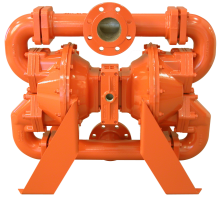 Brahma Flap Valve Diaphragm Pumps