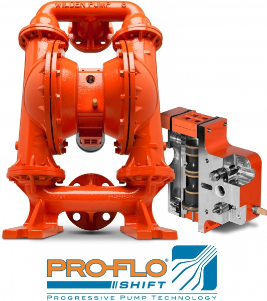 diaphragm pump wilden: