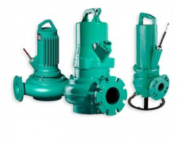 EMU Series Submersible Solids Handling Pumps