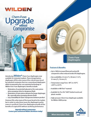 Chem-Fuse IPD Flyer