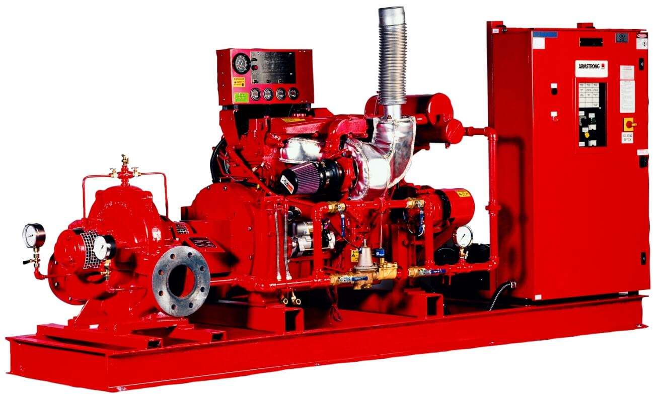 Armstrong Fire Pump Packages At Phoenix Pumps