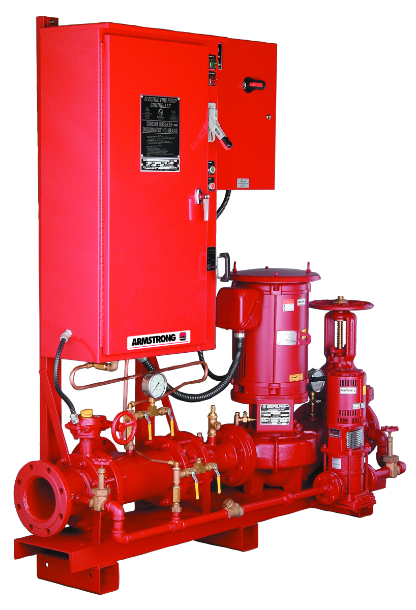 Sec Armstrong Fire Pumps Just Another Wordpress Site Pump Motor Wiring Diagram Regardless Of Whether The 2013 Edition Nfpa 20 Will Be Applicable To Your Next Project Protection Engineers Need Aware Changes