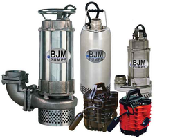 Corrosion Resistant Submersible Pumps