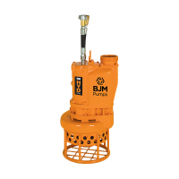 KZN-HYD Hydraulic Submersible Slurry Pump