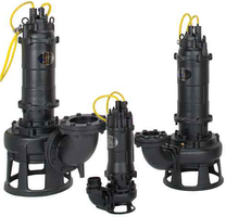 Submersible Shredder Pumps (Explosion Proof)