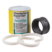 SuperSet Total Sealing Solution Featuring SpiralTrac