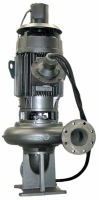 Immersible Dry Pit Pumps
