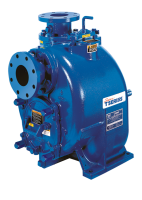 Super T Self Priming Pumps