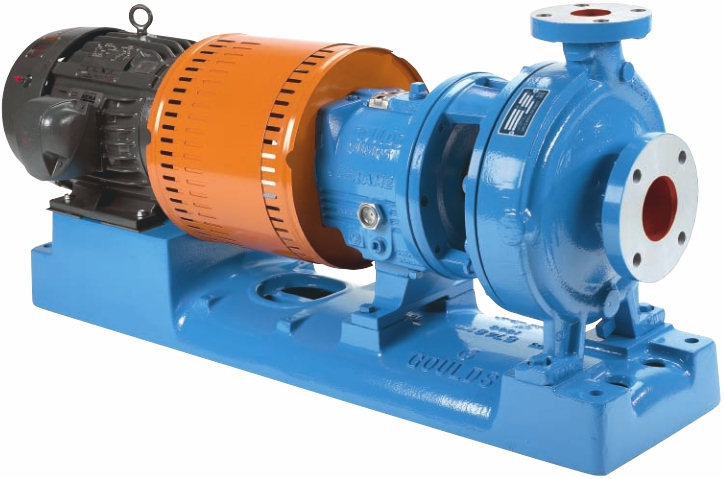 3196 i-FRAME Process Pumps at Phoenix Pumps