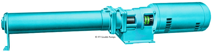 3935 Low Flow - High Head Multi-Stage Pumps