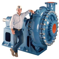 5500 Severe Duty Slurry Pumps