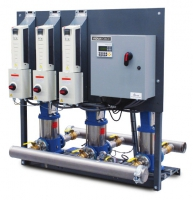 AquaForce Variable Speed Booster Pump Systems