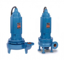 HSU, HSUL Submersible Recessed Impeller Pumps