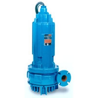 JCU Submersible Slurry Pump