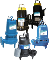 Submersible Solids Handling Pumps