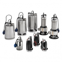 Unilift CC, KP & AP Series Submersible Pumps