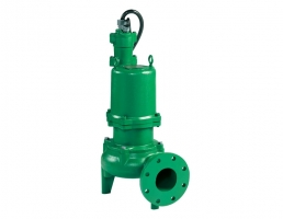 Submersible Solids Handling Sewage Pumps