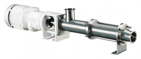 Sanitary Progressing Cavity Pumps