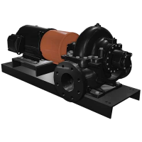 KP, KPV & KPVS Split Case Pumps