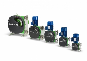 Dura & VF Peristaltic Hose Pumps