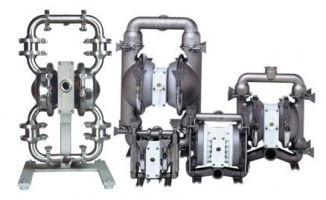 Saniflo Air Operated Double Diaphragm Pumps