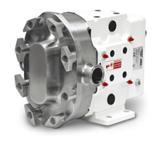 TRA10 Series Circumferential Piston Pumps
