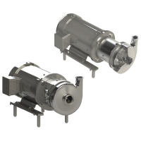 Series TR-C, TR-IS Hygienic Centrifugal Pumps